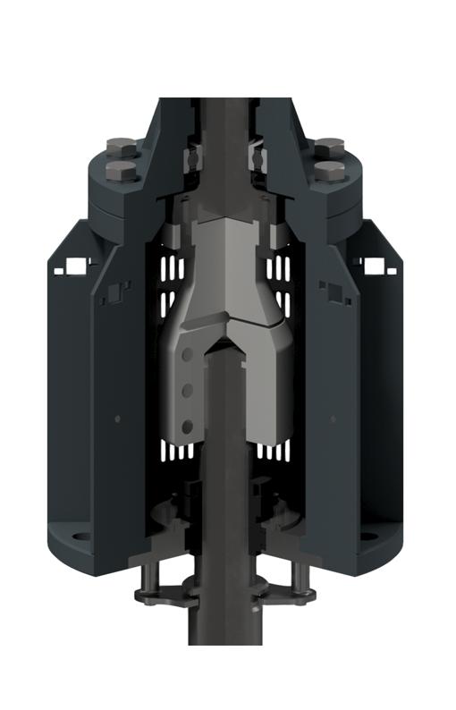 Torretas para agitadores industriales