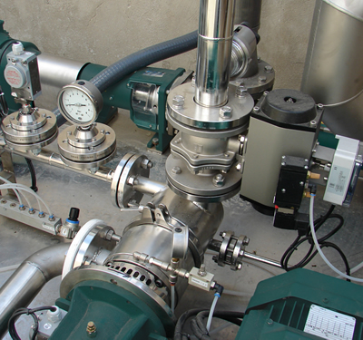 Complete mixing equipments for global mixing process solutions