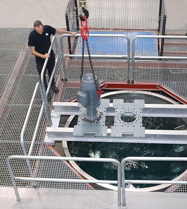 Fabricantes de agitadores industriales, mezcladores en línea e instalaciones completas de mezcla