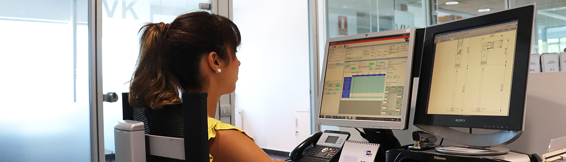 Capacitat humana i tècnica per a proporcionar una solució global als seus processos de mescla