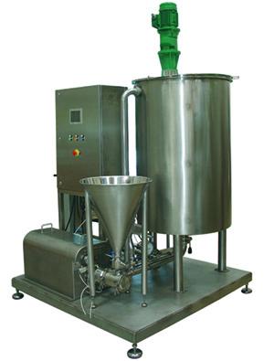 Fabricantes de mezcladores en línea