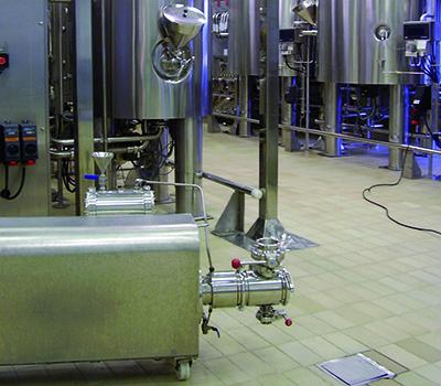 Agitadores industriales para la industria farmacéutica y biotecnología